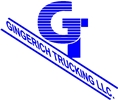 Home page of Gingerich Trucking: Providing dry van service across the southern United States
